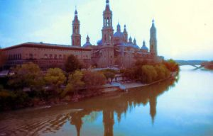 Rio-Ebro-Zaragoza