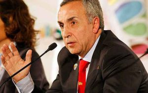 """Madrid 2020, """"muy satisfecho"""" con el informe de la Comisión de Evaluación"""
