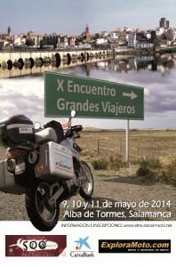 Cartel GGVV 2014