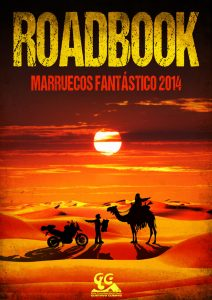 Road Book Marruecos