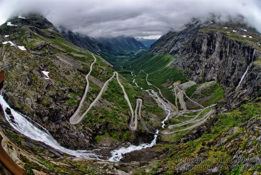 Carretera Trolls Noruega Gustavo Cuervo