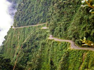 Carretera Los Yungas