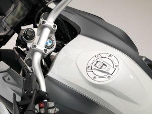 BMW GS sin llave