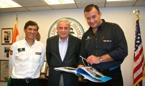 Alcalde Miami Gustavo Cuervo Emilio Quesada