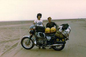 Tarragona 1980 BMW - R 75