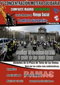 V CONCENTRACION MADRID EN MOTO