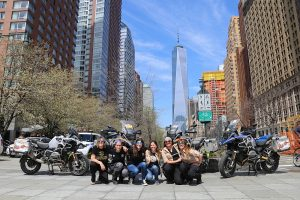 Adventureras en NY