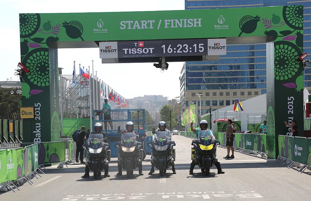 1º Juegos Europeos. Bakú ( Azerbaiyan)