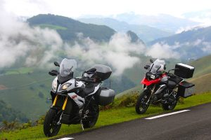 BMW GS y BMW XR