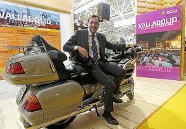 Alcalde Valladolid moto