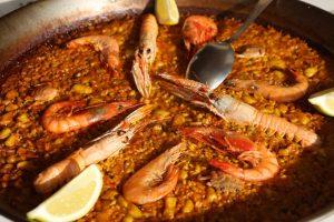 paella Casa Salvador