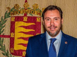 Alcalde Valladolid. Puente