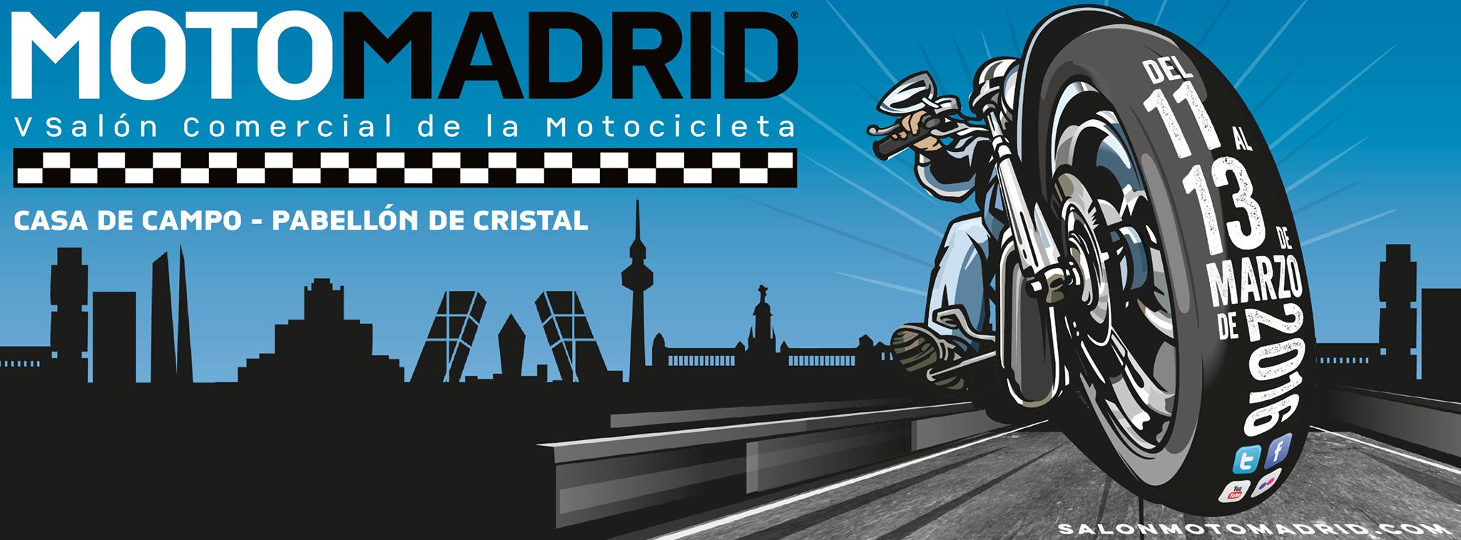 motomadrid Salon de la moto