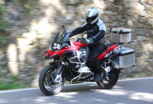 BMW 1200 GS adv carretera