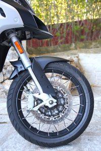 Ducati tren delantero
