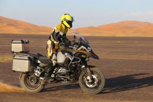 Punta a Punta Espíritu GS ¡En Marruecos!