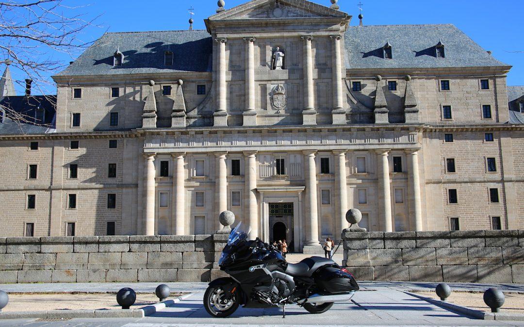 IMPRESIONES. Madrid con BMW K-1600 Bagger