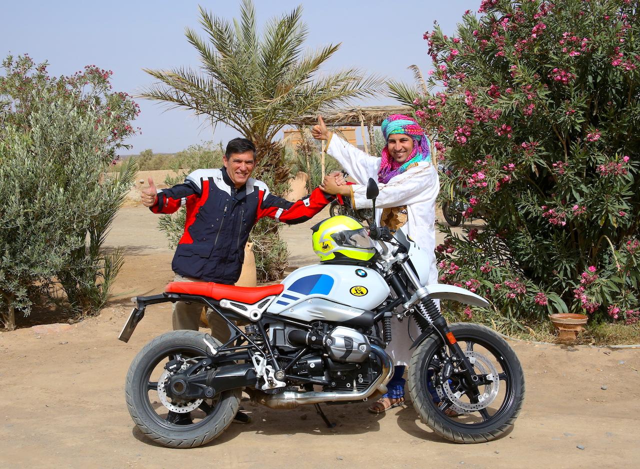 Viajes en moto por Africa