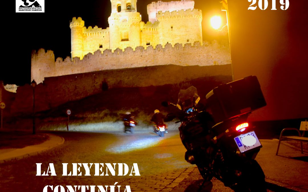 Nos vemos en la La Leyenda Continúa.