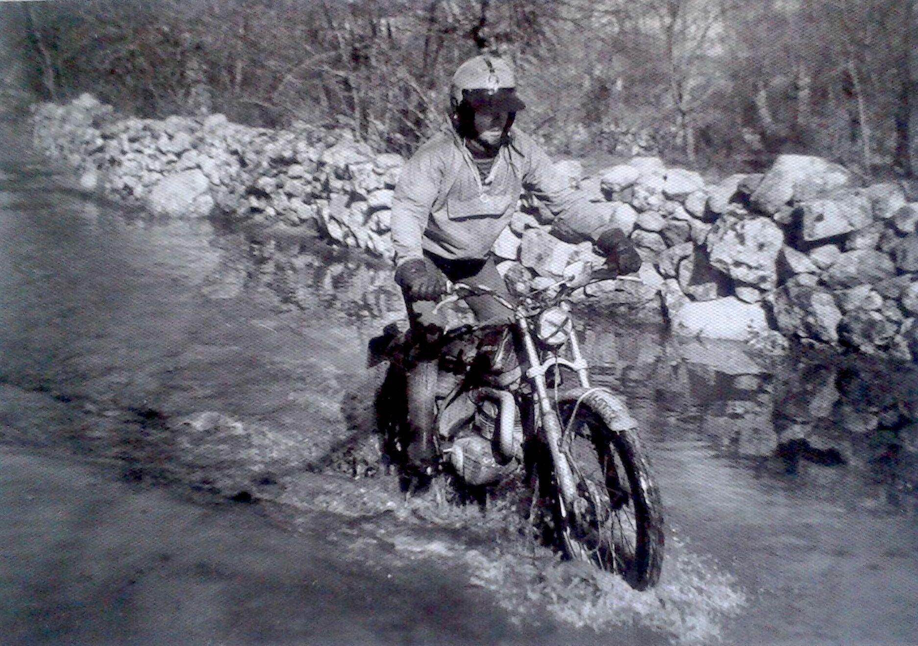Gustavo Bultaco Sherpa