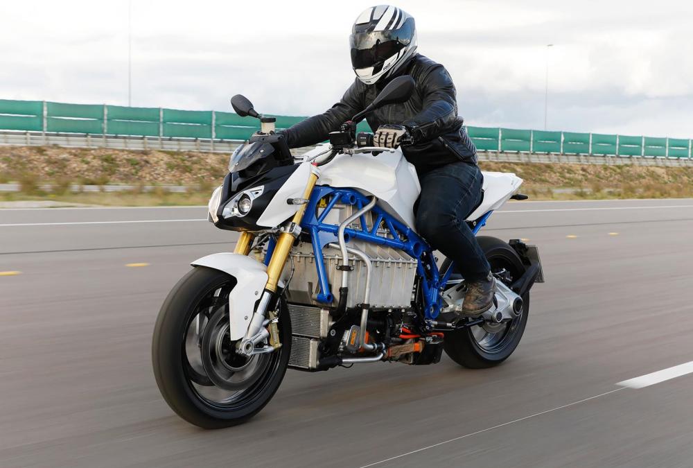 BMW e Roadster, Eléctrica