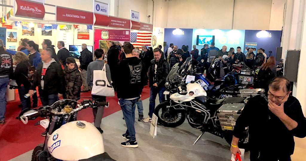 26 horas de charlas de viajes en moto