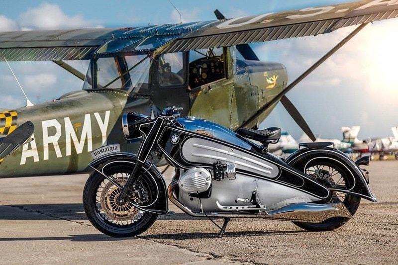 R7, la moto que BMW nunca fabricó, disponible 85 años después.