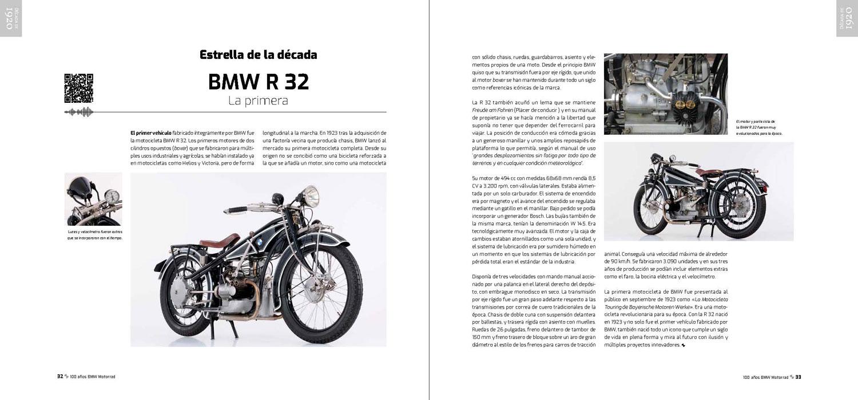 Páginas del libro BMW Motorrad