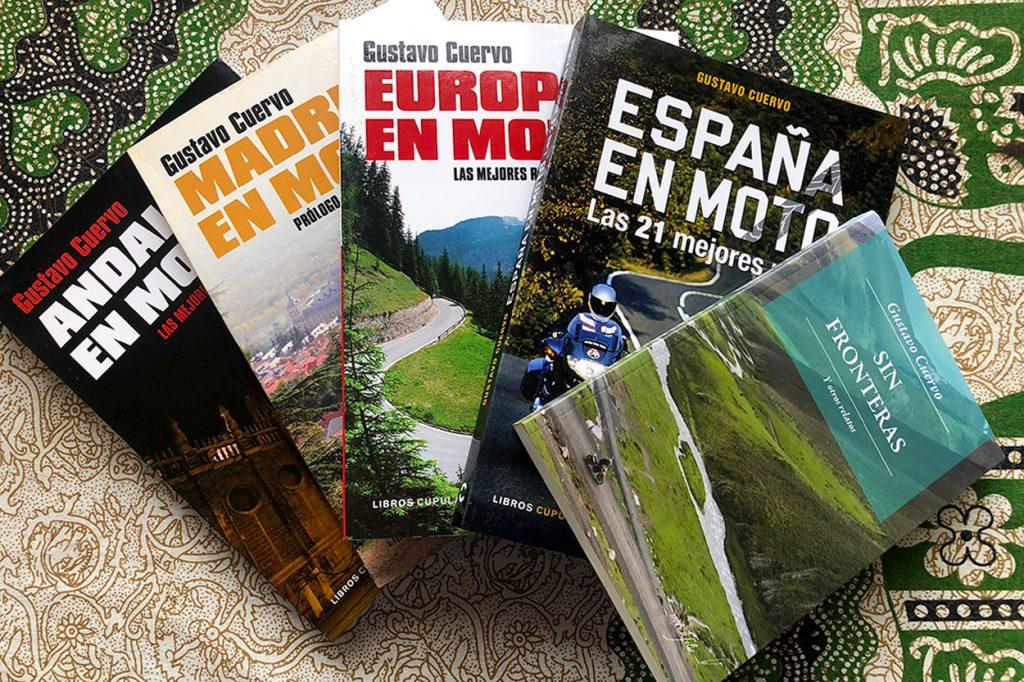 Libros de Gustavo Cuervo
