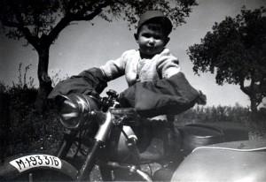 Gustavo Cuervo en 1960
