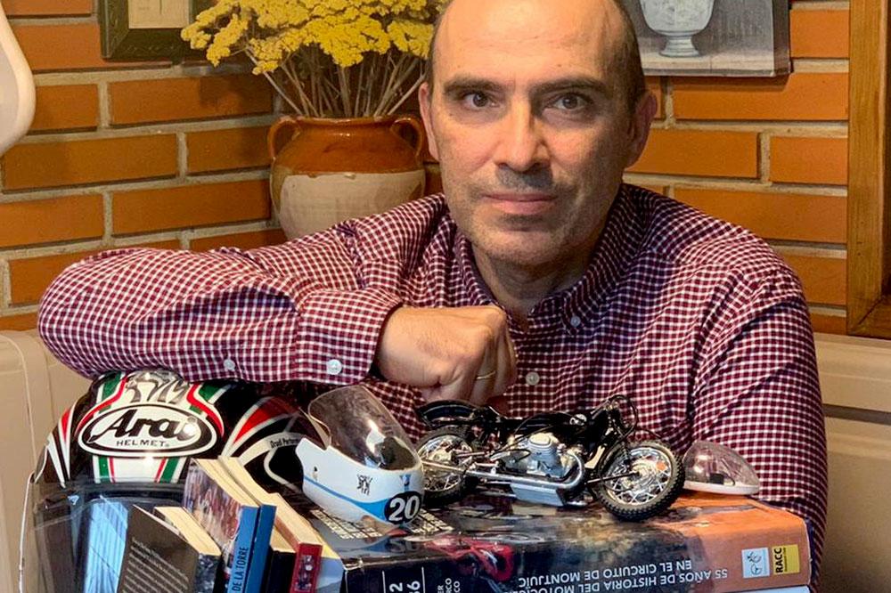 Juan Pedro de la Torre Libro 100 Años BMW Motorrad