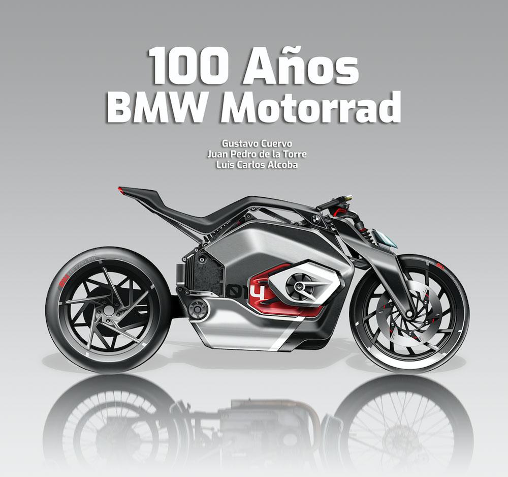 Portada del libro 100 Años BMW Motorrad