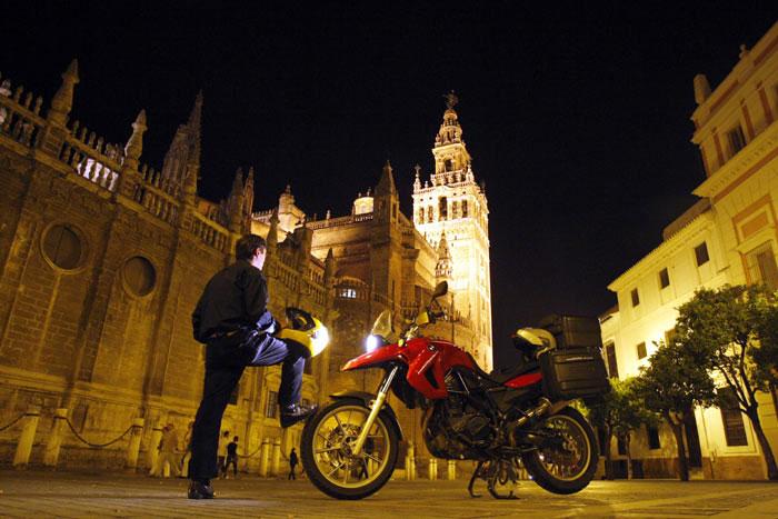 Viajes en Moto por Andalucía
