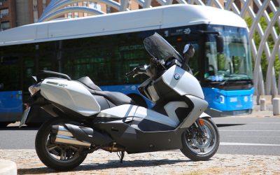 Nuevas normas de tráfico para motos.