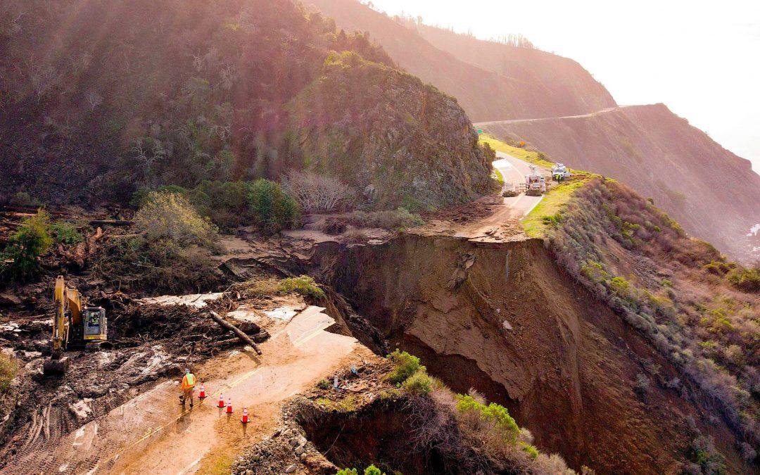¿Desaparecerá la Pacific Coast Highway?