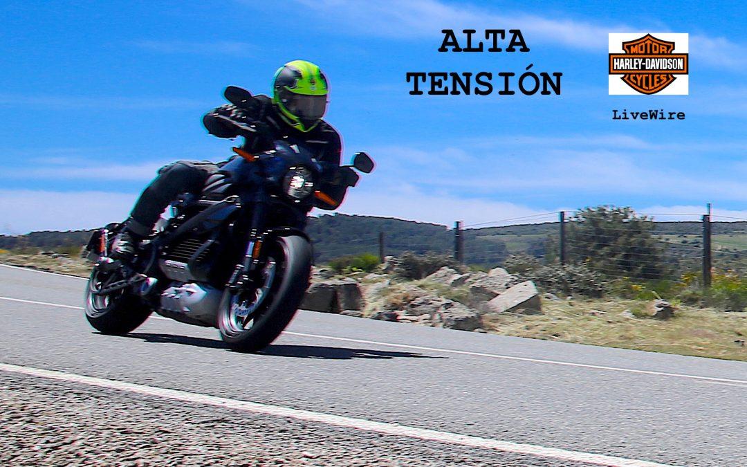 Prueba Harley Davidson LiveWire ( II )