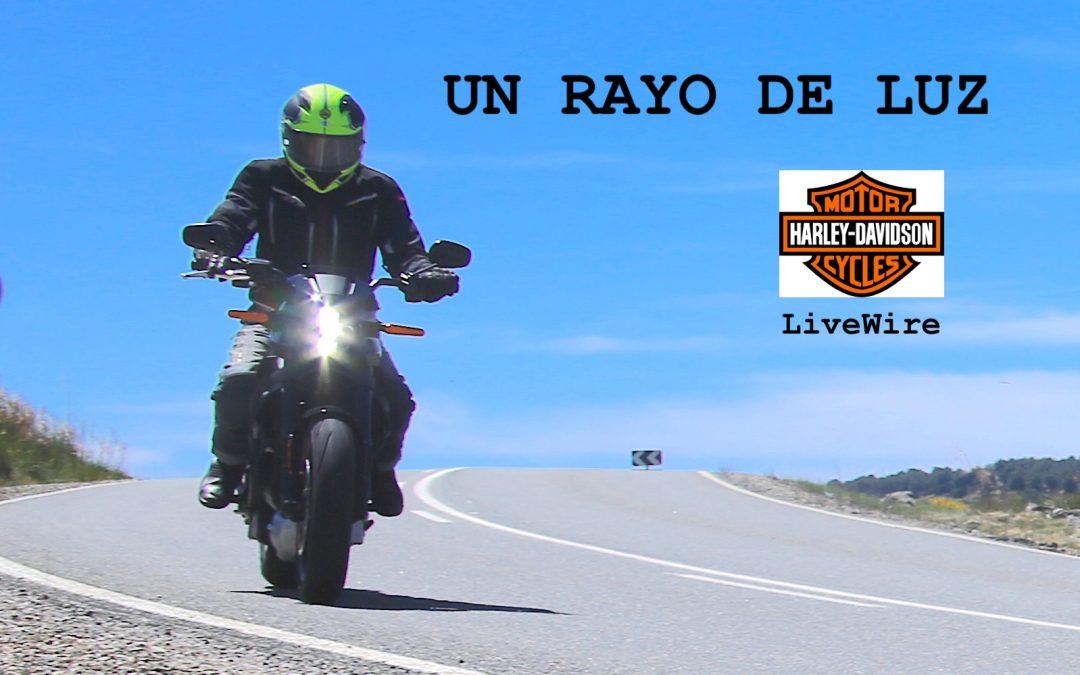 Prueba Harley Davidson LiveWire ( I )