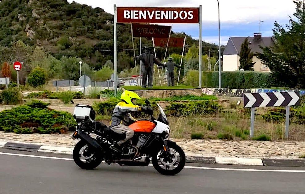 Prueba Harley Davidson 1250 Pan America